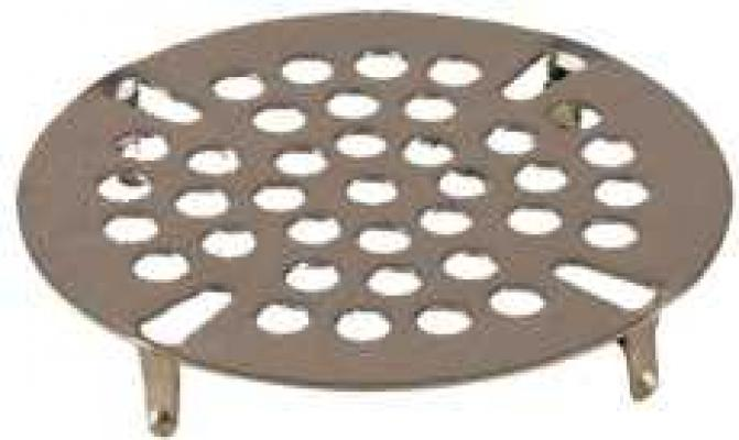 Commercial Sink Basket Strainer : Sink Strainers, Lock Nuts